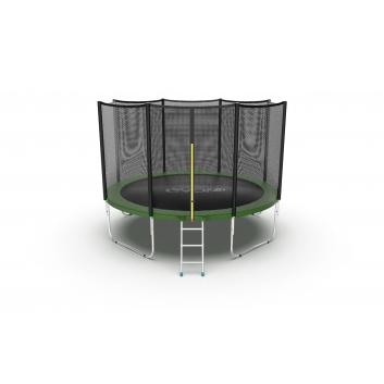Спорт и отдых, Батут External 12ft Green EVO JUMP , фото
