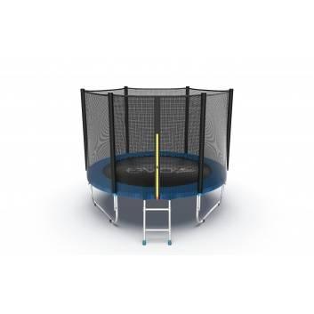 Спорт и отдых, Батут External 8ft Blue EVO JUMP , фото