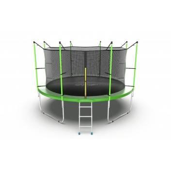 Спорт и отдых, Батут Internal 12ft Green EVO JUMP , фото