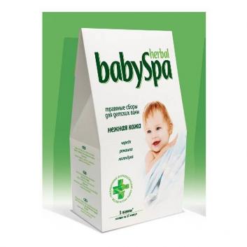 Гигиена, Травяной сбор Нежная кожа Herbal Baby Spa 627441, фото