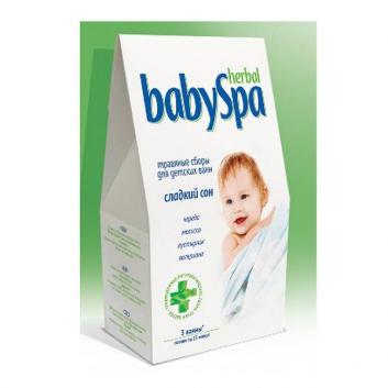 Гигиена, Травяной сбор Сладкий сон Herbal Baby Spa 627443, фото