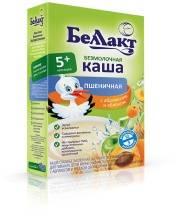 Каша Б/М пшеница, абрикос, яблоко 200 г Беллакт