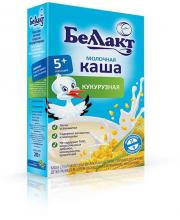 Каша молочная с кукурузной мукой 200 г Беллакт