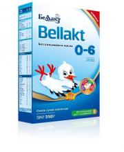 Смесь Bellakt 0-6 мес 350 г Беллакт