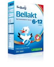 Смесь Bellakt 6-12 мес 350 г Беллакт