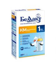 Сухая молочная смесь КМ-1 400 г Беллакт