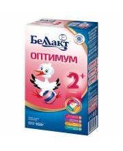 Сухая молочная смесь оптимум 2+  350 г Беллакт