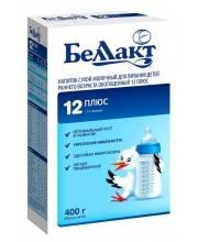 Сухая молочная смесь 12+ 400 г Беллакт