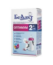 Сухая молочная смесь оптимум -2+ 400 г Беллакт