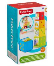 Пирамидка Складывающиеся стаканчики Fisher Price