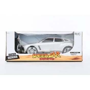 Игрушки, Р/у Машина 4 канала S+S Toys (серый)171757, фото
