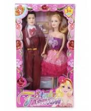 Набор кукол Семья ESSA TOYS
