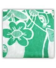 Одеяло байковое х/б 100х132 Ермолино Осьминожка