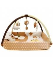 Детский коврик Плюшевый мишка 104х104х50 см Felice