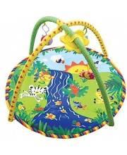 Игровой коврик с игрушками Весёлый ручеёк Felice