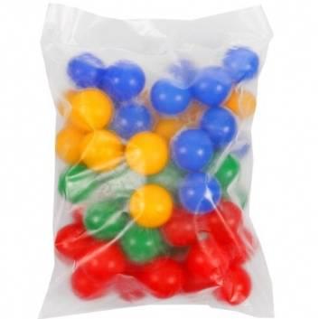 Спорт и отдых, Набор шариков 5 см 50 шт ЮгПласт 228526, фото