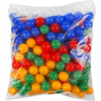 Спорт и отдых, Набор шариков 5 см 200 шт ЮгПласт 228528, фото
