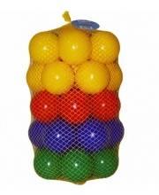 Набор шариков 8 см 35 шт ЮгПласт