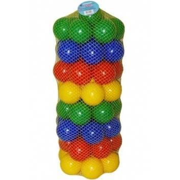 Спорт и отдых, Набор шариков 8 см 56 шт ЮгПласт 228530, фото