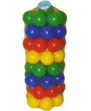 Набор шариков 8 см 56 шт ЮгПласт