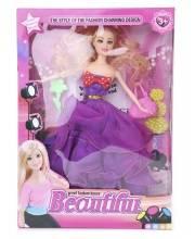 Кукла с аксессуарами ESSA TOYS