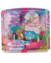 Игровой набор Barbie Волшебная кроватка Челси