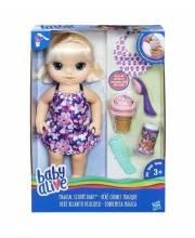 Игрушка кукла Малышка с мороженным HASBRO