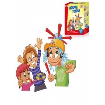 Игрушки, Игра Мокрая голова S+S Toys 231251, фото