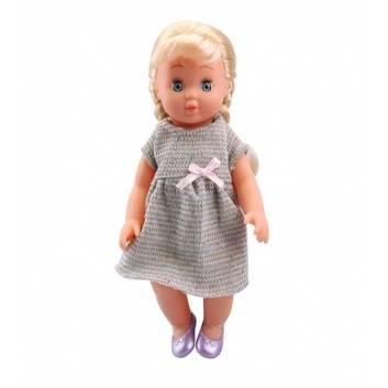 Ликвидация, Кукла 35 см в рюкзаке DOLL&ME 231299, фото