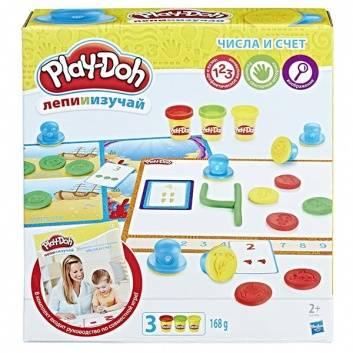 Творчество, Игровой набор Цифры и числа Play-Doh 227639, фото