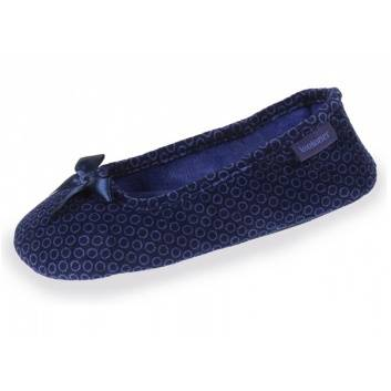 Обувь, Балеринки Isotoner (темносиний)233754, фото