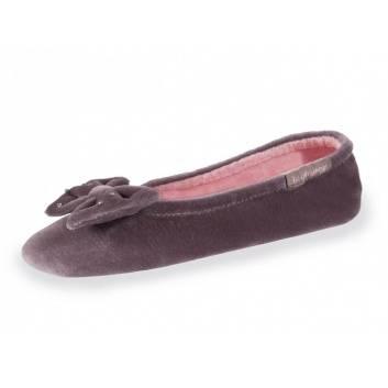 Обувь, Балеринки Isotoner (сливовый)233906, фото