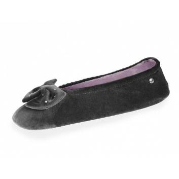 Обувь, Балеринки Isotoner (темносерый)233908, фото