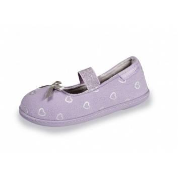 Обувь, Балеринки Isotoner (сиреневый)233928, фото
