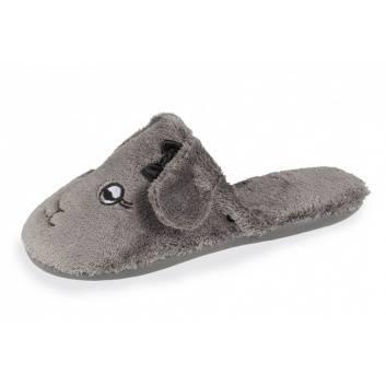 Обувь, Тапочки Isotoner (серый)233886, фото