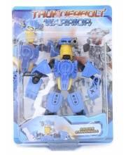 Робот трансформируемый Sapphire Stranglehold ESSA TOYS