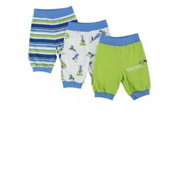 Малыши, Комплект шорт 3 шт Lucky Child (салатовый)233121, фото