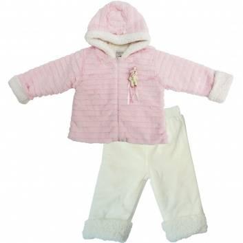 Малыши, Комплект 2 предмета Папитто (розовый)238825, фото