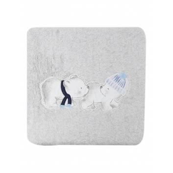 Малыши, Одеяло BIBABY (серый)237810, фото
