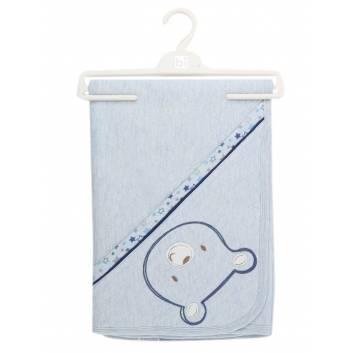 Малыши, Одеяло BIBABY (голубой)237805, фото