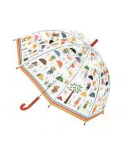 Зонтик Под дождём Djeco