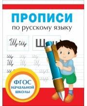 Прописи для начальной школы РОСМЭН