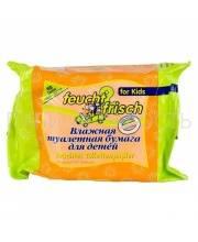 Влажная туалетная бумага для детей 60 штук Babyline