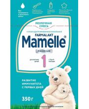Смесь молочная сухая Premium 1 0-6 мес 350 г Mamelle