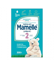 Смесь молочная сухая Premium 2 6-12 мес 350 г Mamelle