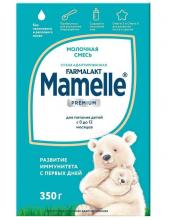 Смесь молочная сухая Premium 0-12 мес 350 г Mamelle