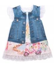 Платье Fashion Jeans Папитто