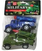 Набор военных машин инерционные ОРИОН