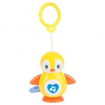 Игрушки, Пингвин Бамбини со звуком S+S Toys 228947, фото