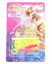 Набор Winx фенечки 150 резинок 1Toy